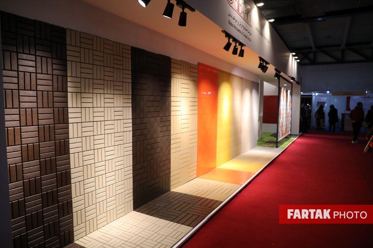 دهمین نمایشگاه بین المللی معماری ، دکوراسیون و خانه مدرن به روایت تصویر