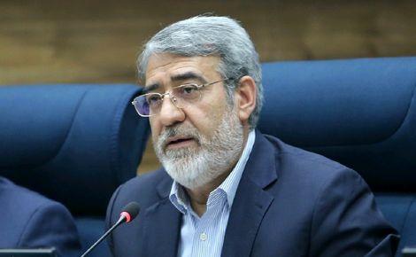 وزیر کشور: مقابله با تحریم ها باید به استانداران واگذار شود