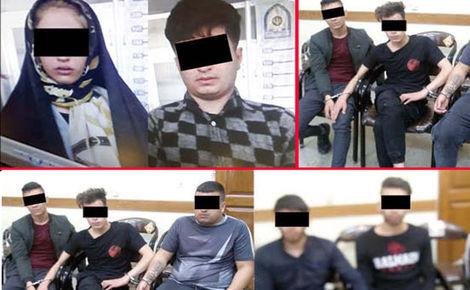 شبکه مخوف «گوشی قاپی» در دام پلیس/ نقش زن جوان در این عملیات ها چه بود؟