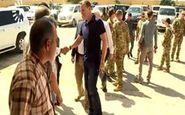 نماینده «ترامپ» به شهر رقه سوریه رفت