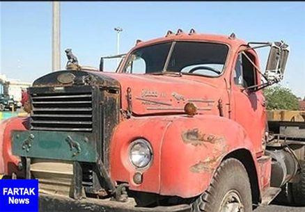 وام ۳۲۰ میلیون تومانی برای نوسازی کامیونهای فرسوده