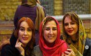 دورهمی بازیگران زن در جشن تولد سالار عقیلی (عکس)