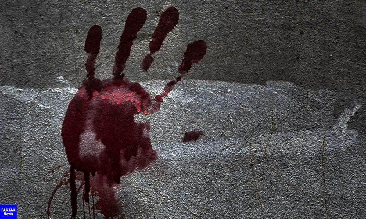 قتل مافیایی مرد جوان در نیمه شب