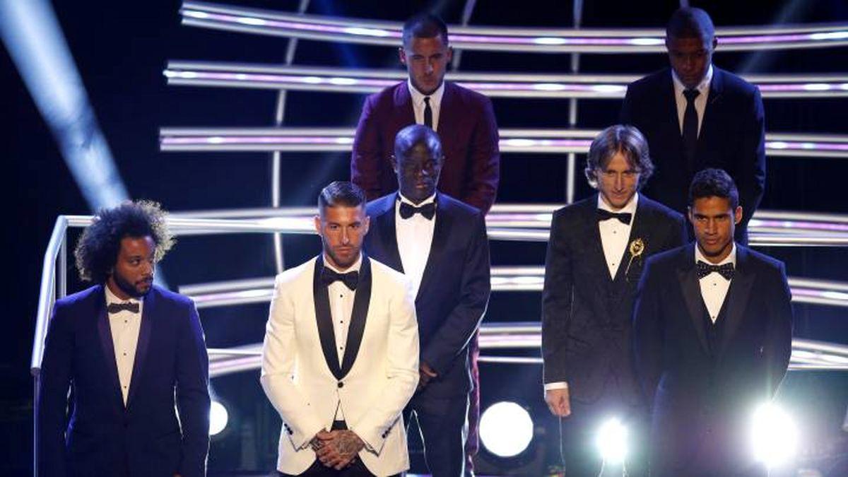 تیم منتخب سال 2019 ؛نامزدهای رئال بیشتر از بارسا