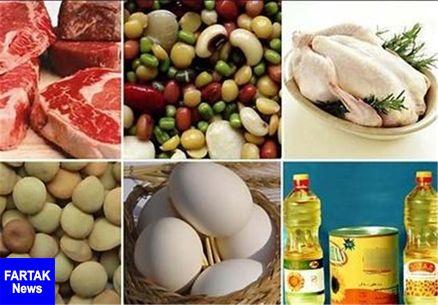 فراز و فرود قیمت کالاهای اساسی در آستانه ماه رمضان