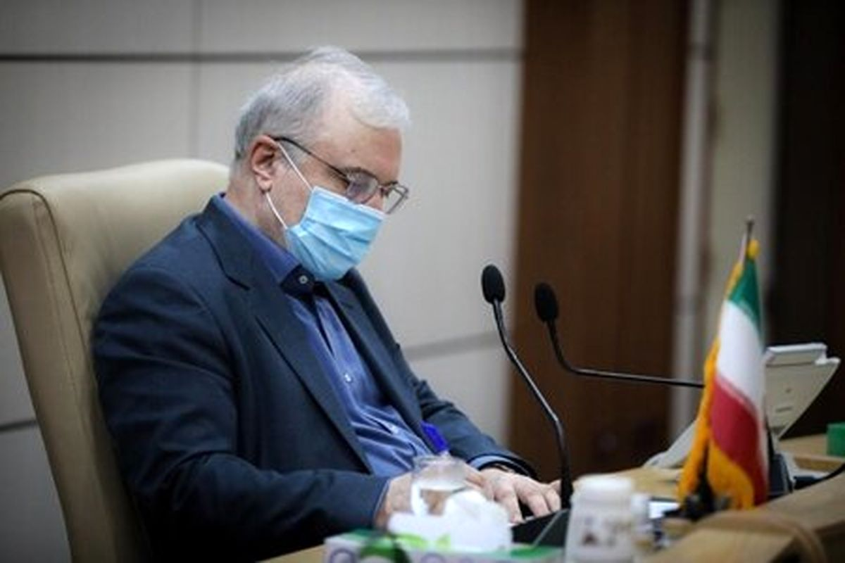دستور دکتر نمکی در خصوص لزوم مراقبت بیشتر از مرزهای سیستان و بلوچستان