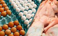 قیمت مرغ و تخم مرغ در بازار امروز (۱۴۰۰/۰۵/۰۳) + جدول