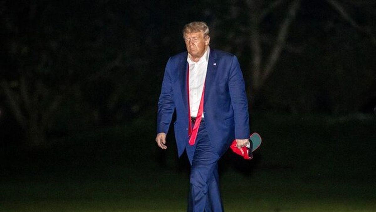 درصد عدم محبوبیت دونالد ترامپ رکورد زد
