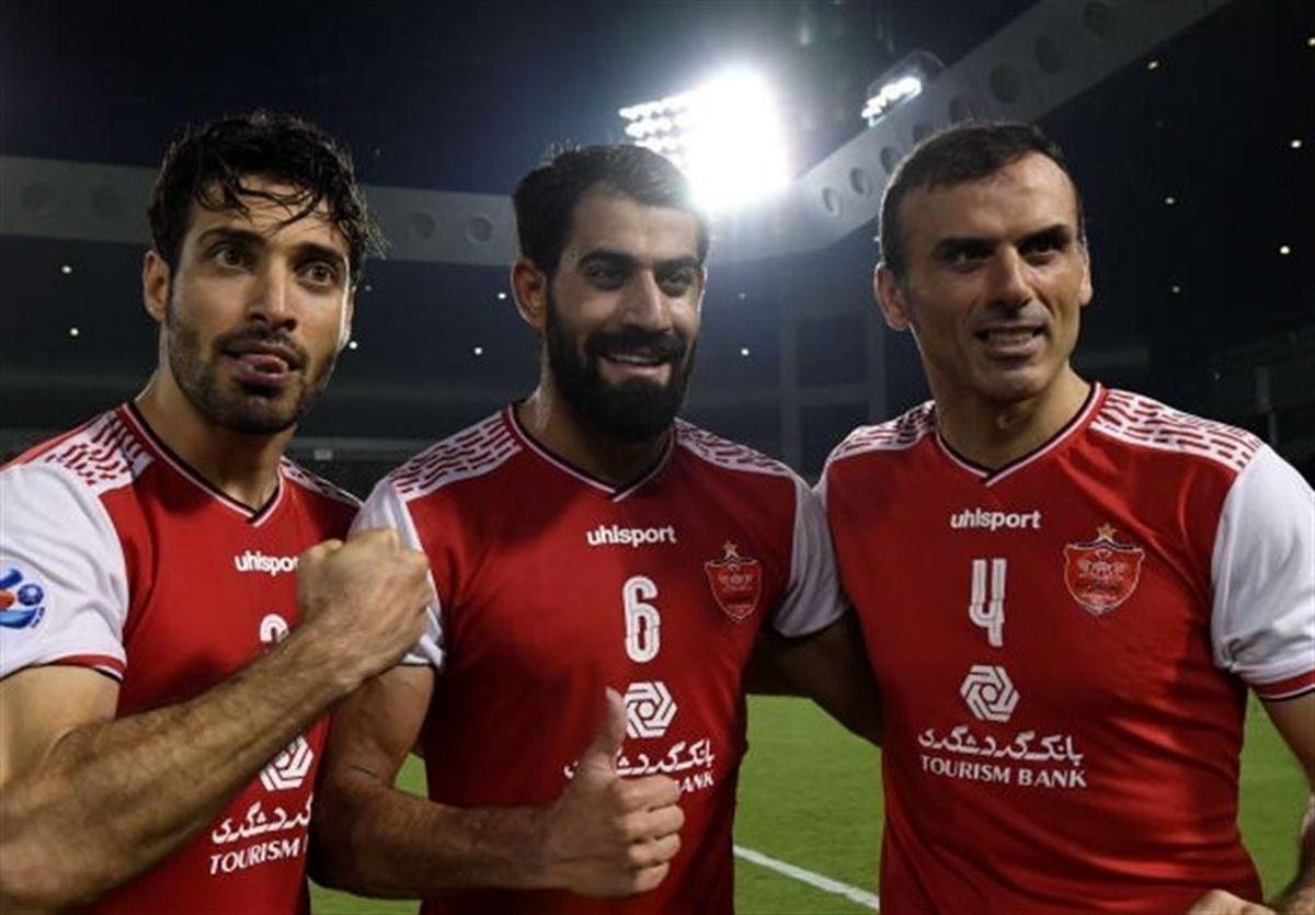 چراغ سبز باشگاه پرسپولیس برای توافق با دو ستاره ملی پوش