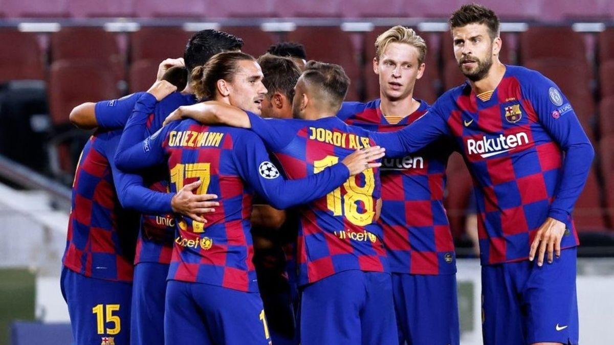 عملکرد درخشان مسی در مرحله گروهی لیگ قهرمانان اروپا