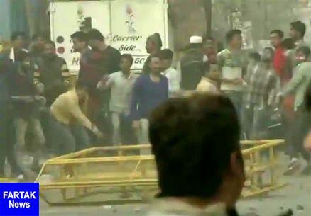 تعداد کشتههای اعتراض علیه سفر ترامپ و قانون تبعیض مذهبی در هند به  ۴۲ نفر رسید