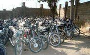 ترخیص موتورسیکلت های رسوبی را به روزهای پایانی موکول نکنید