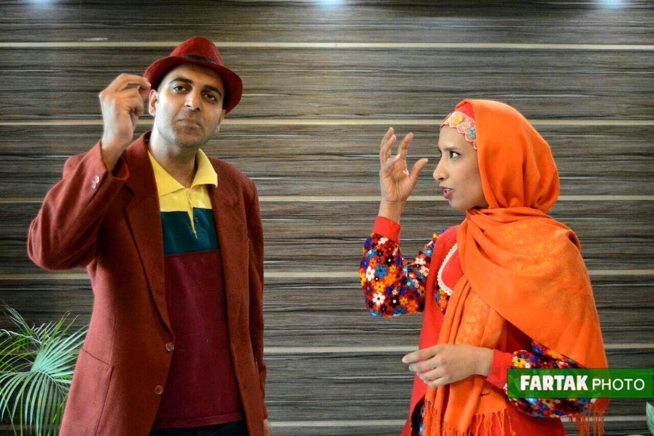 گزارش تصویری اجرای برنامههای شاد کودک و نوجوانان توسط مهربانو، خاله مهسان و عمو احسان