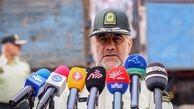 کشف ۹۵ کامیون حامل لوازم خانگی قاچاق به ارزش ۲۸۰ میلیارد تومان در تهران