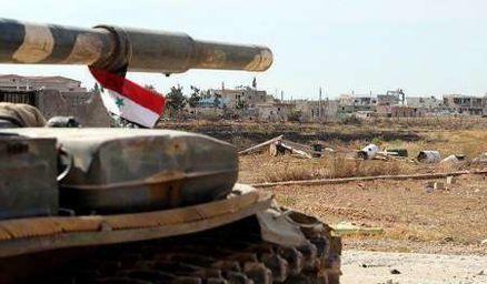ارتش سوریه روستای تل علوش در حلب را آزاد کرد