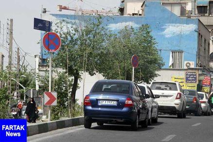 اجرای طرح «سهیل» در محدوده بازار تهران/ارسال پیامک برای رانندگان متخلف