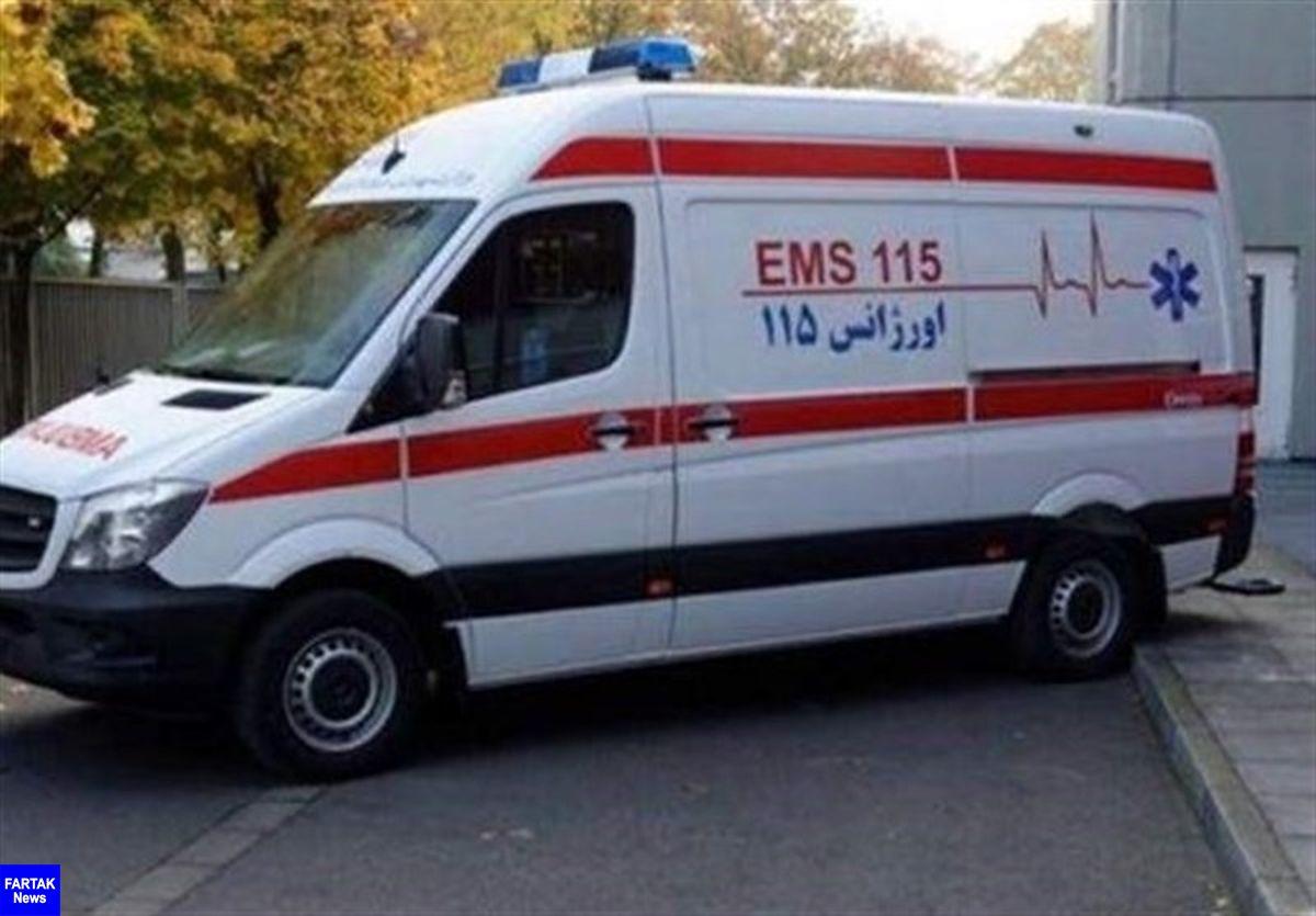 آمبولانس های وارداتی از عوارض گمرکی معاف شدند