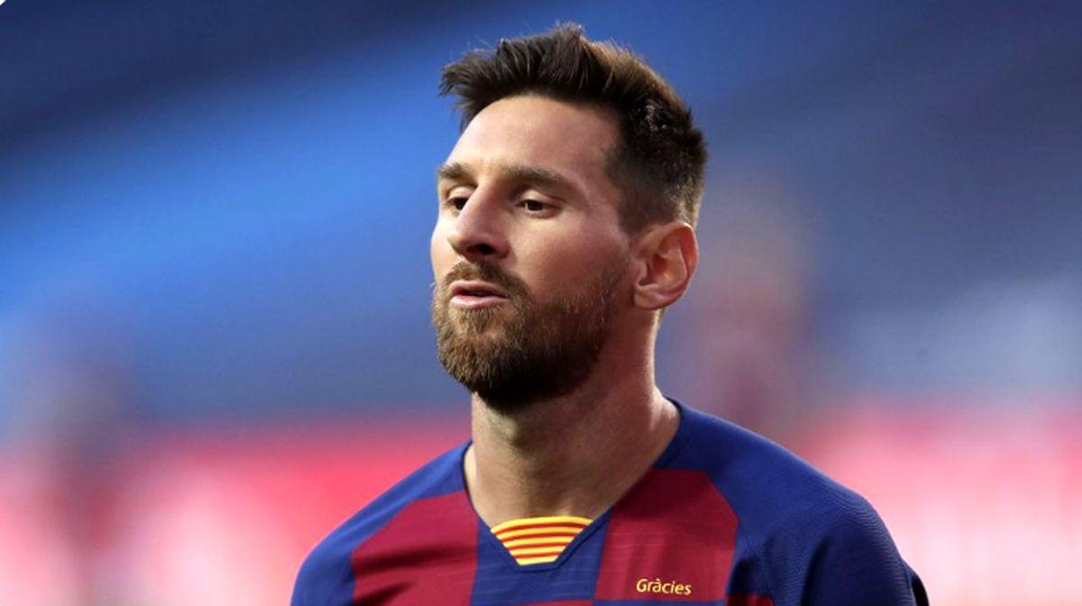پپ در بارسلونا رویت شد؛ مذاکره با لئو مسی؟(عکس)