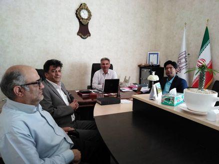 دیدار اعضای ستاد مردمی «کرمانشاه 2020» با نایب رییس کمیسیون گردشگری اتاق بازرگانی ایران