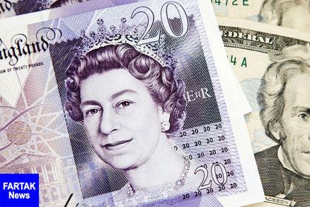 ارزش پوند انگلیس پس از سخنان ترامپ درباره برگزیت کاهش یافت