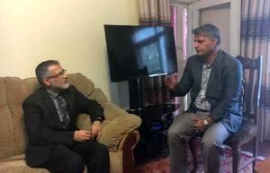 بازدید سفیر جمهوری اسلامی ایران از نهادهای ایرانی مستقر در کابل