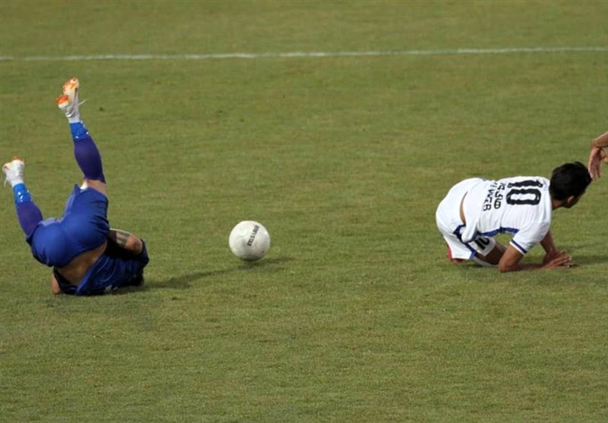 بیانی: در ساق پای بازیکنان استقلال ترس دیده میشود/ پرسپولیس یک تیم معمولی است