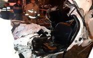 تصادف زنجیرهای مرگبار در محور سنندج ـ دیواندره ۴ کشته و ۳ زخمی برجای گذاشت