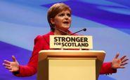 جانسون نمیتواند به اسکاتلند زور بگوید
