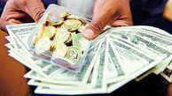 احتمال وارد شدن «شوک روانی» به بازار ارز و سکه