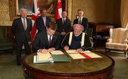 وزیران امور خارجه انگلیس و عمان درباره ایران رایزنی کردند