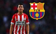 بارسلونا، لوزانو را نمی خواهد