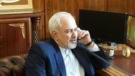 رایزنی تلفنی ظریف با وزرای خارجه قطر، کویت و جمهوری آذربایجان
