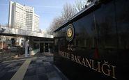 ترکیه تصمیم اتحادیه اروپا در تعلیق مذاکرات با آنکارا را محکوم کرد