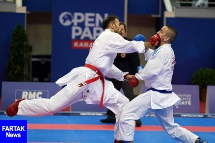 در تازهترین رنکینگ المپیکی کاراته؛ پورشیب در رده دوم ایستاد
