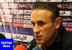گل محمدی:هر بازی حکم فینال را دارد/نه بازیکن مصدوم و نه محروم داریم!