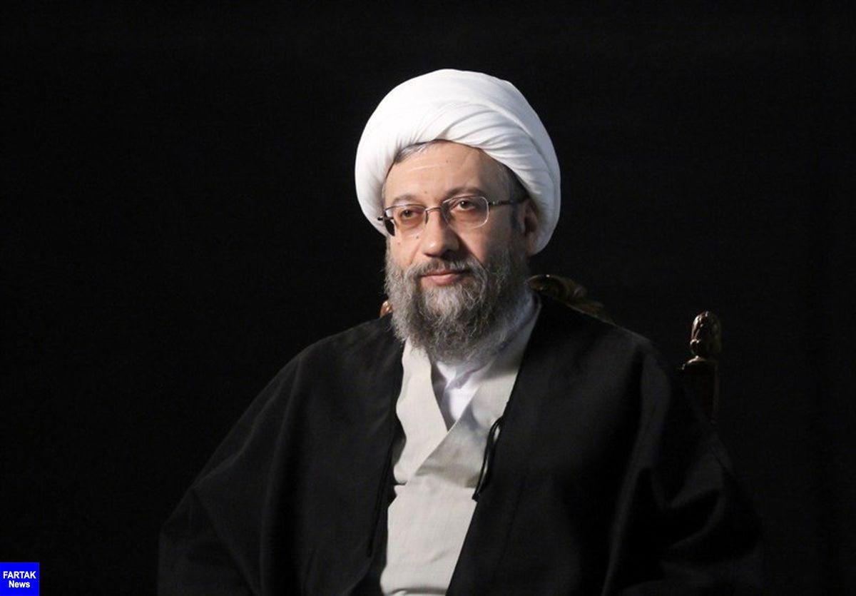 رئیس مجمع تشخیص مصلحت نظام درگذشت آیتالله ممدوحی را تسلیت گفت