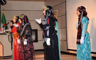 تجلیل از برگزیدگان جشنواره ملی مرز امن در کرمانشاه به روایت تصویر
