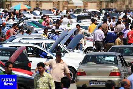 هشدار به مردم؛قیمت های نجومی خودرو در سایت های خرید فِیک است!