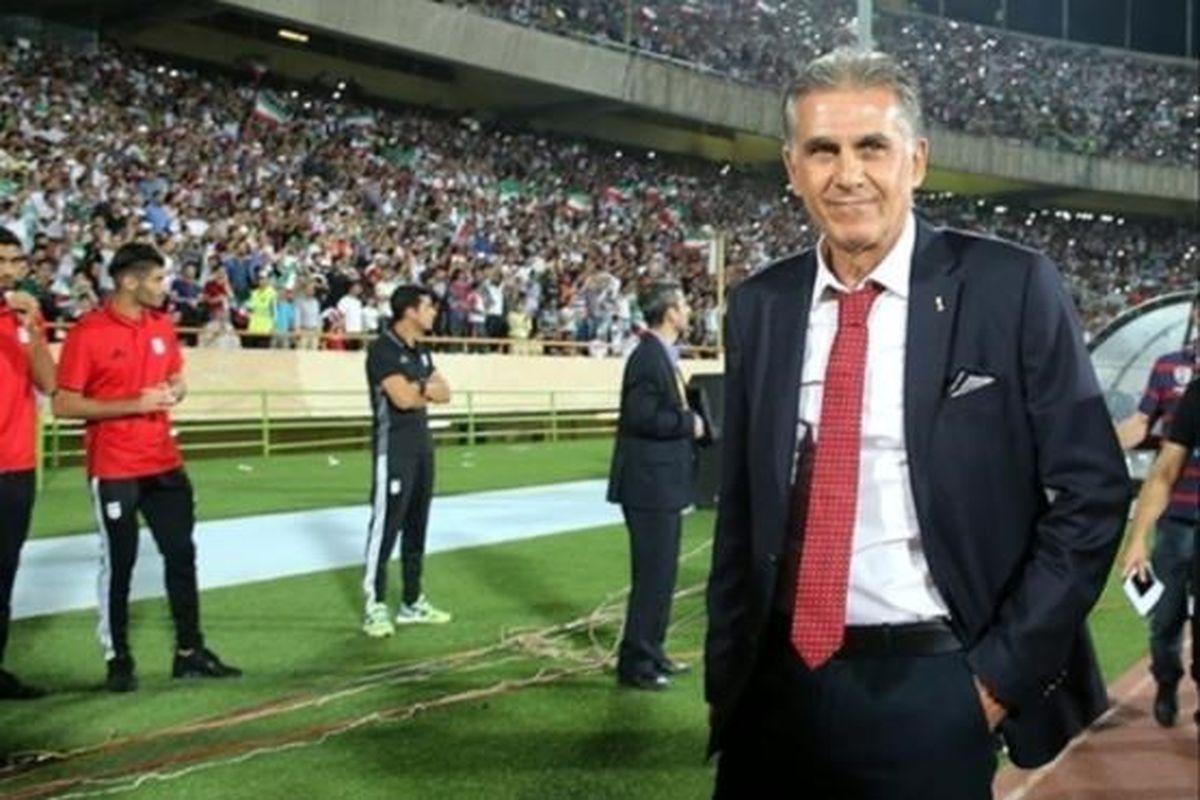 اتفاق عجیب: کی روش دستیاران ایرانی اش را به تمرینات تیم ملی راه نمی دهد!