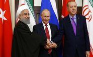 نشست سران ایران، ترکیه و روسیه درباره سوریه ماه آوریل در استانبول برگزار می شود