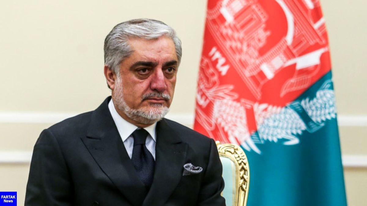 سفر عبدالله عبدالله به تهران در هفته آینده