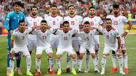 تیم ملی فوتبال ایران در رده بندی فیفا بدون تغییر در جایگاه 29 جهان