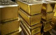 افزایش 1.1 دلاری قیمت طلا/ هر اونس 1594.5 دلار