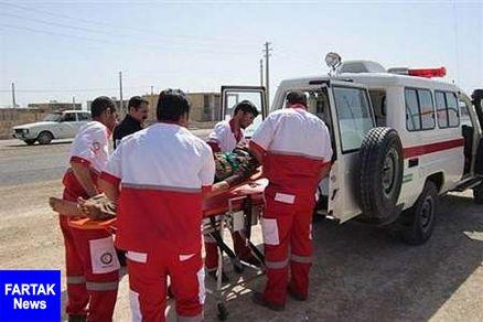 امدادگران هلال احمر قزوین در 141ماموریت شرکت کردند