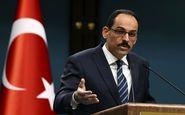ابراهیم کالین: آنهایی که حامی حفترند، در طرف نادرست درگیری لیبی هستند