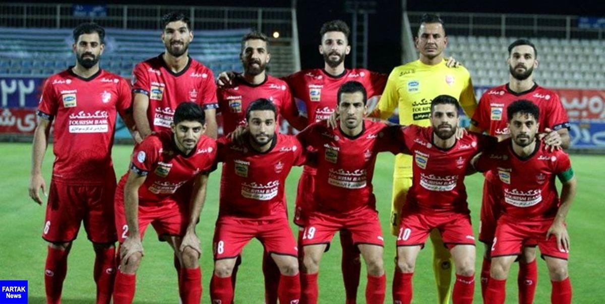 جدول لیگ برتر فوتبال پرسپولیس از 60 عبور کرد؛ جدال سخت 3 تیم برای فرار از سقوط
