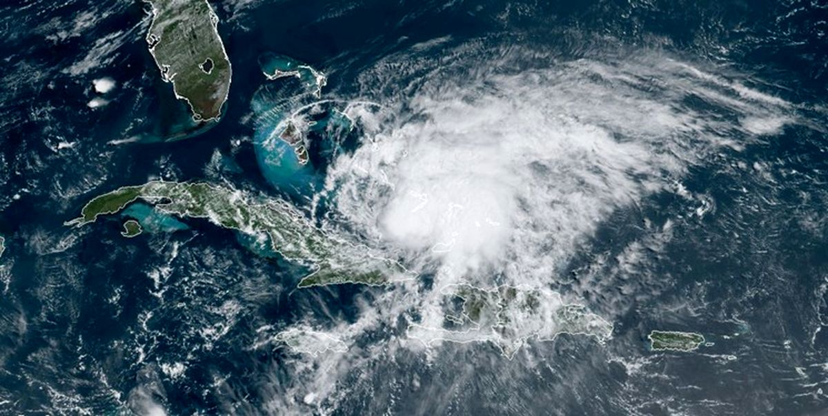 ترامپ در ایالت فلوریدا اعلام حالت فوقالعاده کرد