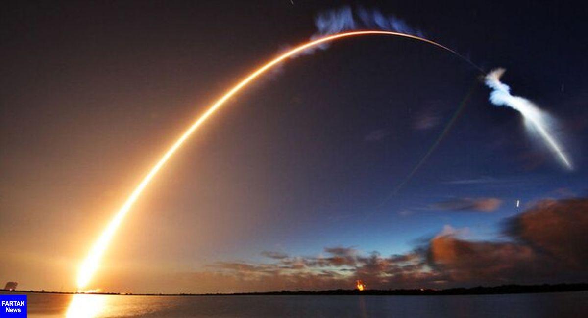 آمریکا یک موشک بالستیک بین قاره ای آزمایش کرد
