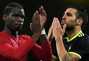 محبوب ترین وپرهوادارترین ستارگان مشهور دنیای فوتبال در شبکههای اجتماعی