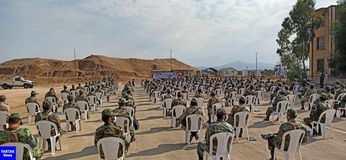 پررنگ ترین مسئولیت ارتش تامین امنیت کشور است
